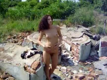 Esposa safada exibicionista
