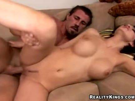 Sexo com tesão da morena